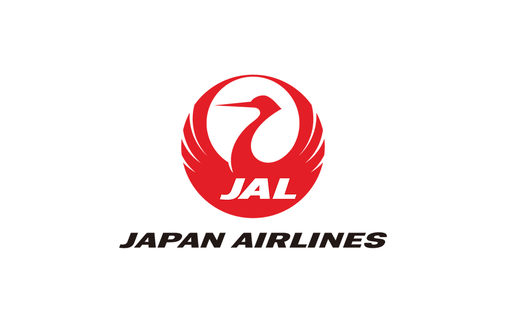 Logo JAL Japan Airlines PNG