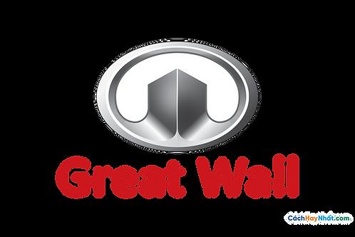 Logo Great Wall 3D Vector PDF PNG