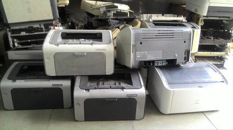 Thị trường máy in cũ có nhiều dòng giá rẻ