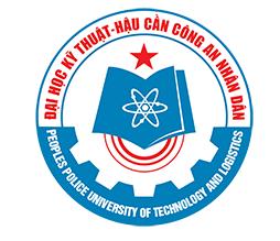 Logo Trường Đại học Kỹ thuật - Hậu cần Công an Nhân dân