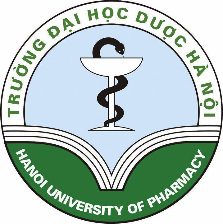 Logo Trường Đại học dược Hà Nội