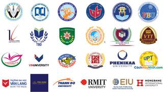 Tổng Hợp Logo Trường Đại Tư Thục Vector CDR AI PDF PNG JPG Part10