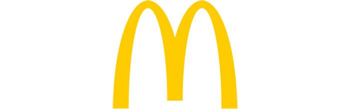 2. McDonald's ~ 37,900 địa điểm trên toàn thế giới