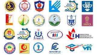 Tổng Hợp Logo Đại Học Chuyên Ngành Và Đa Ngành Vector CDR AI PDF PNG JPG Part02