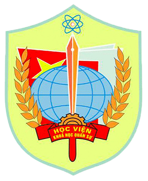 Logo Học viện Khoa học Quân sự