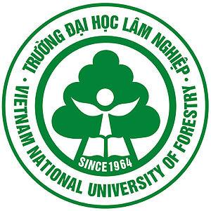 Logo Trường Đại học Lâm nghiệp Việt Nam