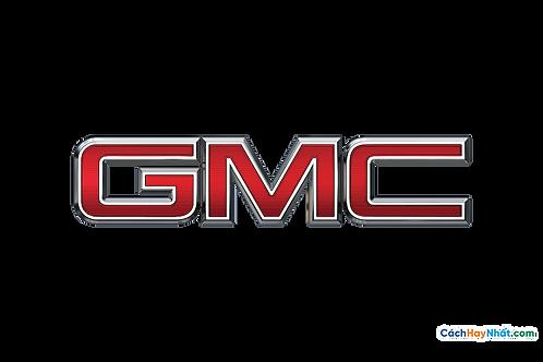 Logo GMC 3D Vector PDF PNG