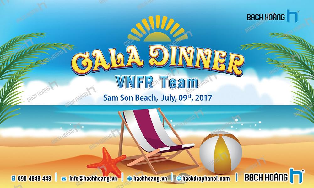 Mẫu backdrop phông Gala Dinner, Team Building đẹp nhất 15