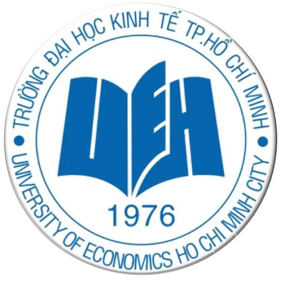 Logo Trường Đại học Kinh tế Thành phố Hồ Chí Minh