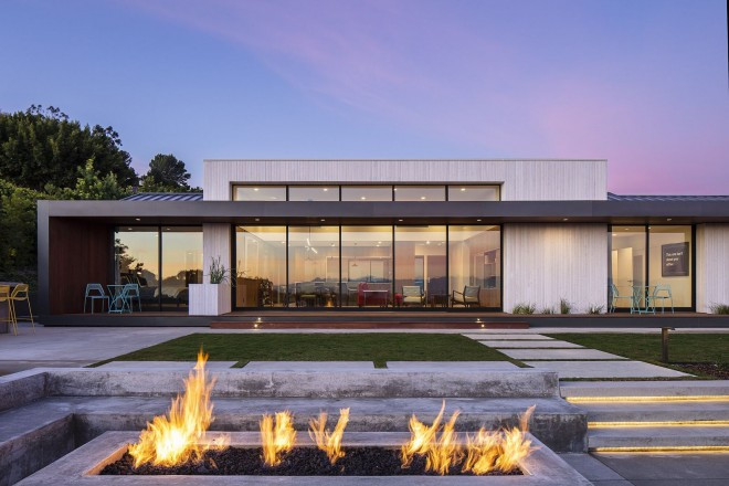 Thiết kế đoạt giải thưởng thiết kế crestridge Residence ngôi nhà gia đình đơn lẻ của colega