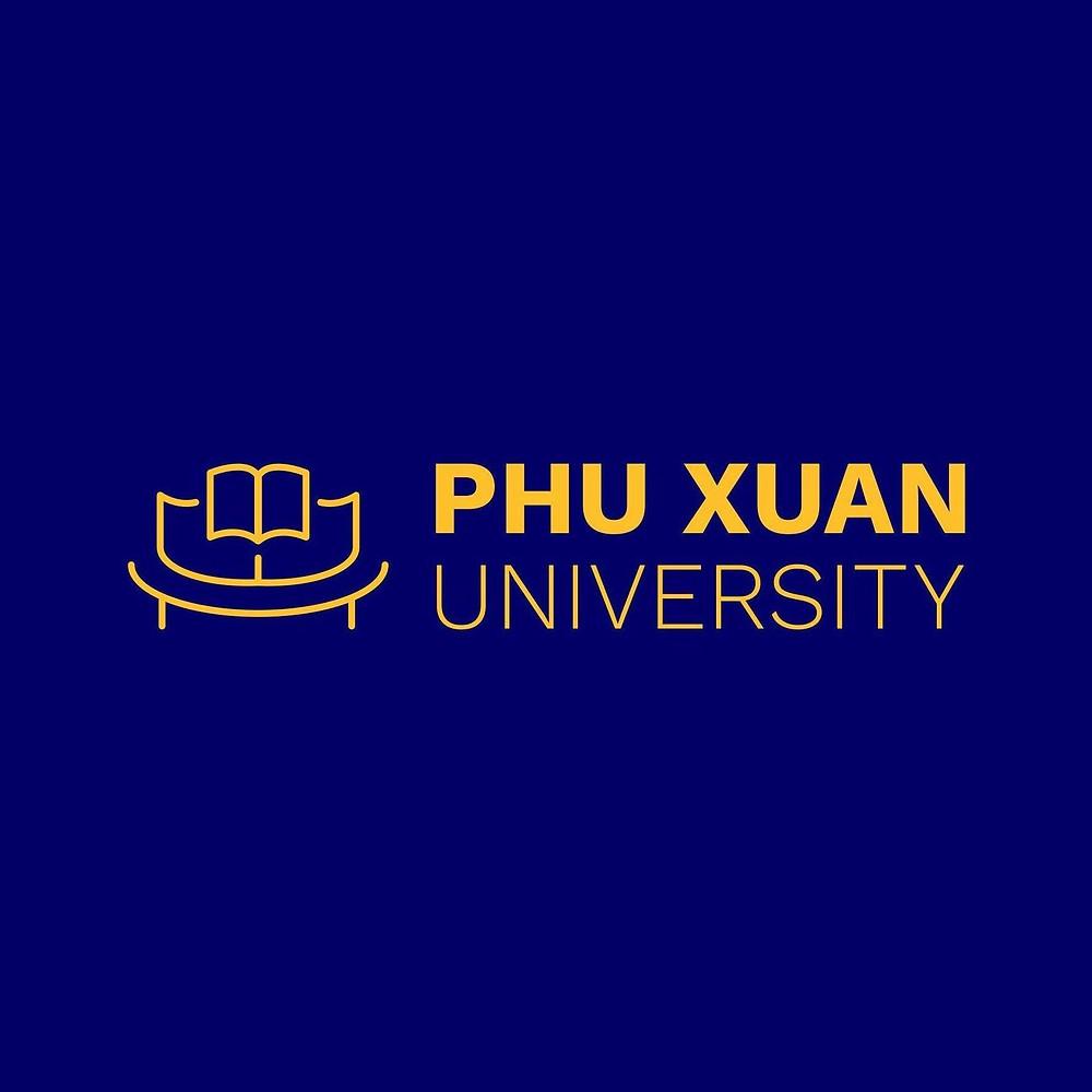 Logo Trường Đại học Phú Xuân