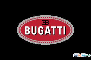 Logo Bugatti PNG