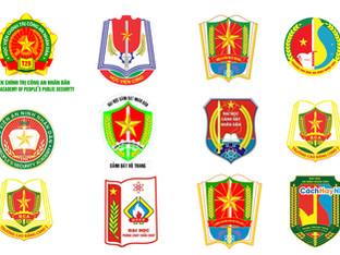 Tổng Hợp Logo Các Trường Đại Học, Học Viện, Cao Đẳng Công An Việt Nam Vector CDR AI PDF PNG Part12
