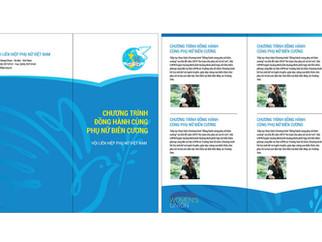 Download Tờ Rơi Leaflets Hội LHPN Việt Nam File Vector CDR AI PDF
