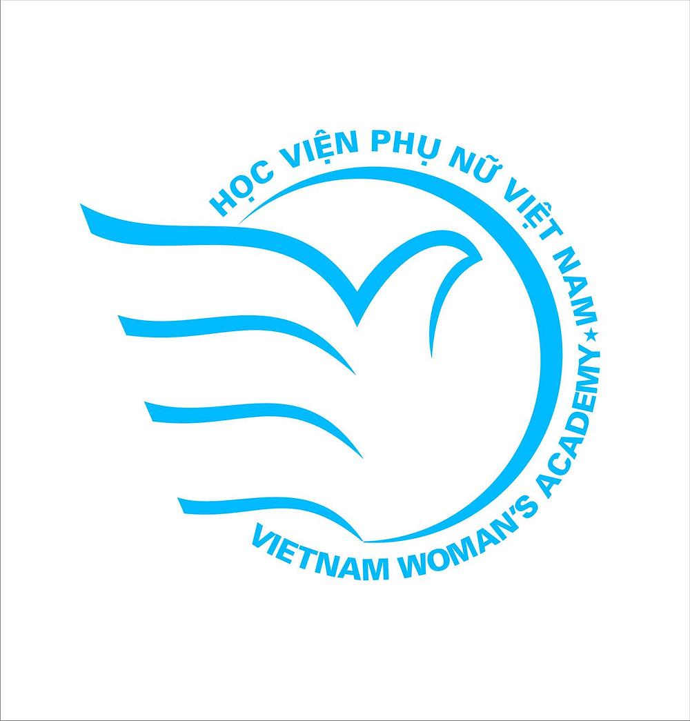 Logo Học viện Phụ nữ Việt Nam