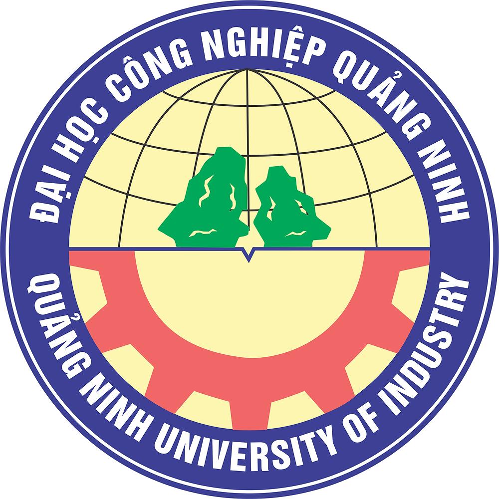 Logo Trường Đại học Công nghiệp Quảng Ninh