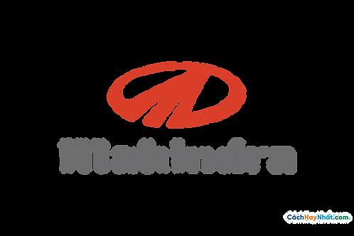 Logo Mahindra 3D Vector PDF PNG