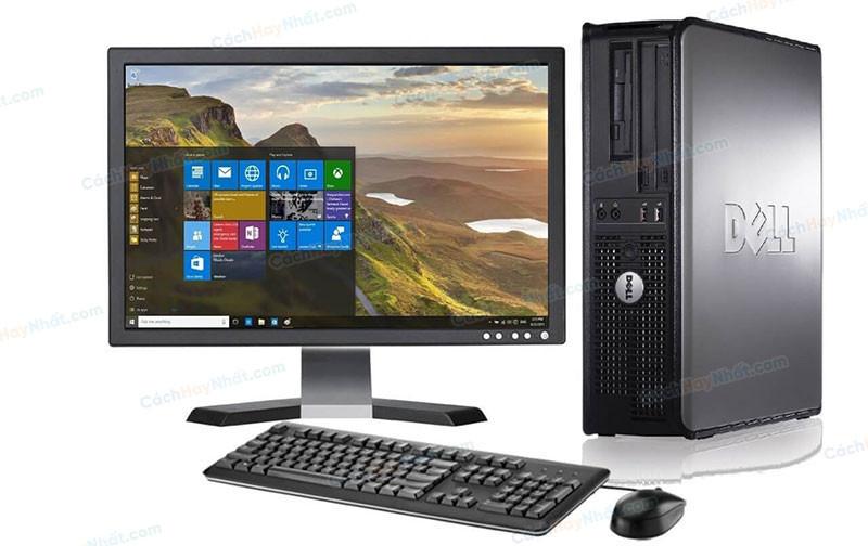 Bộ máy tính của Dell