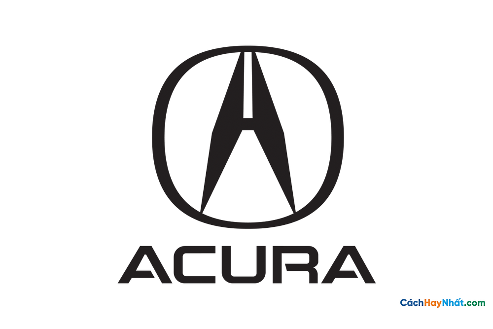 Logo Acura PNG