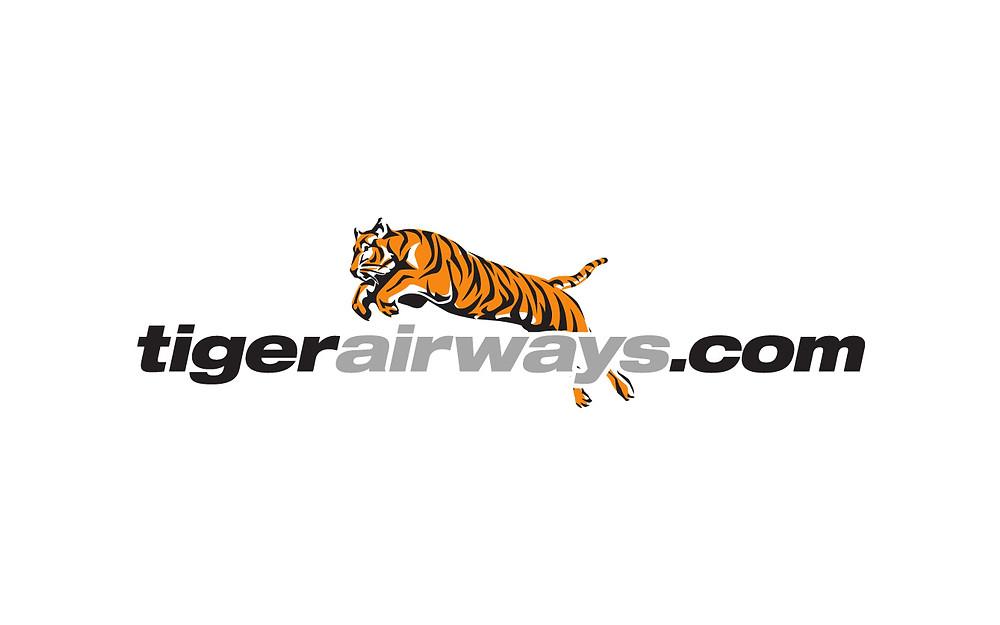 Logo Tiger Airways Vector