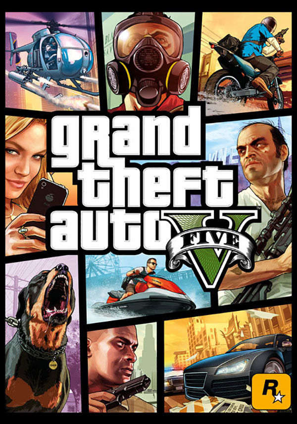 3. Grand Theft Auto V ~ 115 triệu bản đã bán