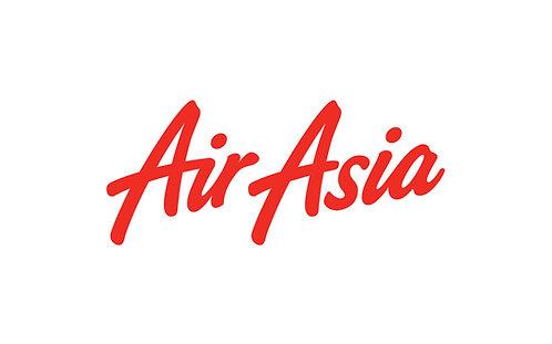 Logo Air Asia Vector Full Định Dạng CDR AI PDF EPS PNG