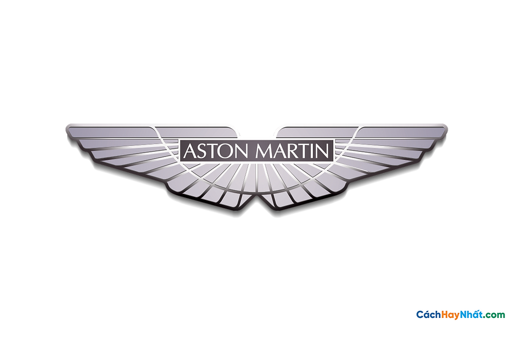Logo Aston Martin PNG
