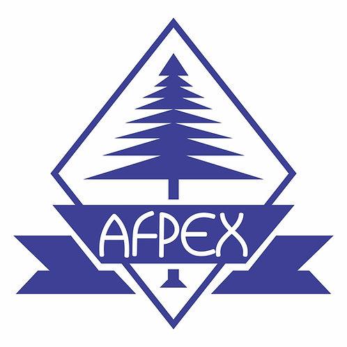 AFPEX Logo Vector CDR Corel