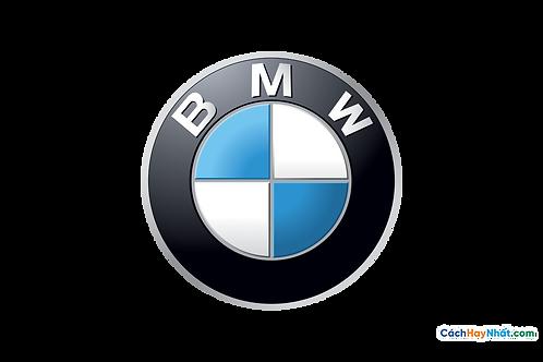 Logo BMW 3D Vector PDF PNG