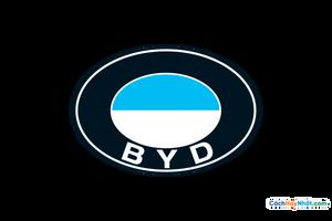 Logo BYD PNG
