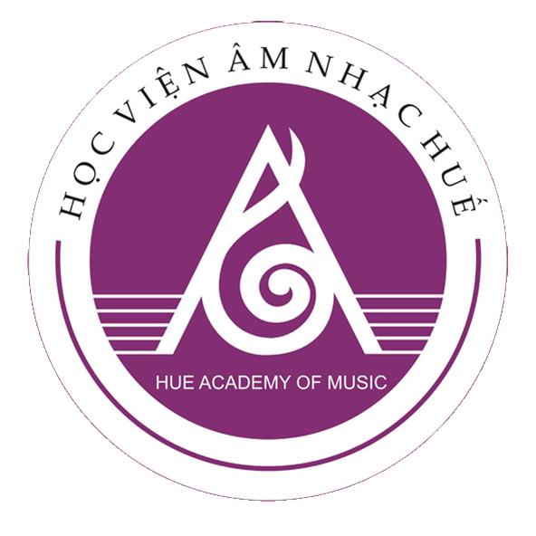Logo Học viện Âm nhạc Huế