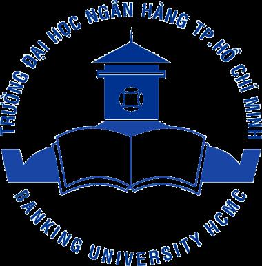 Logo Trường Đại học Ngân hàng Thành phố Hồ Chí Minh