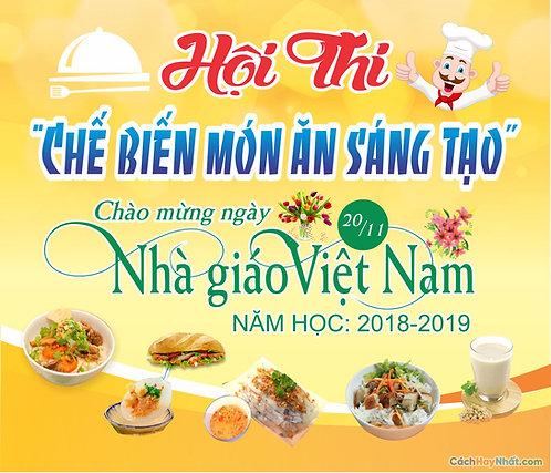 Phông Nền Background Ngày Nhà Giáo Việt Nam 20/11 Vector Corel CDR 12