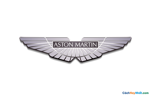 Logo Aston Martin 3D Vector PDF PNG