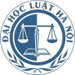 Logo Trường Đại học Luật Hà Nội