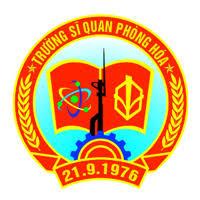 Logo Trường Sĩ quan Phòng hóa