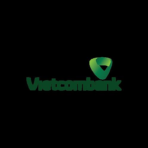 Vietcombank Logo Vector PDF PNG