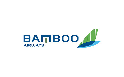 Logo Bamboo Airways Vector Full Định Dạng CDR AI PDF EPS PNG