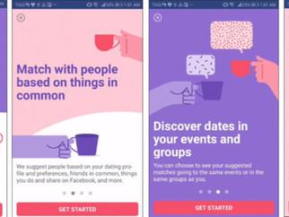 Hẹn hò trên Facebook được tiết lộ: Cách thức hoạt động