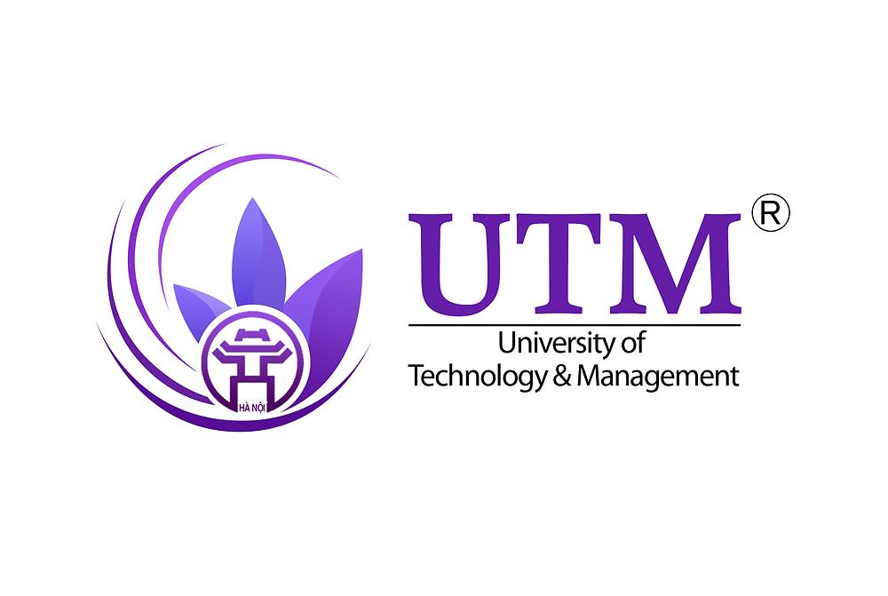Logo Trường Đại học Công nghệ và Quản lý Hữu nghị