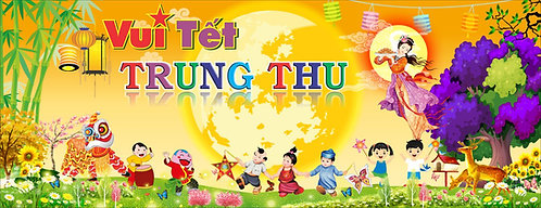 Tết Trung Thu Mid-Autumn Festival Vector Corel CDR 15