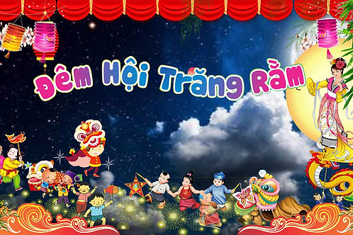 Free Download Background Trung Thu Vector Corel CDR80