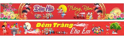 Banner Băng Rôn Trung Thu Vector Corel CDR 172
