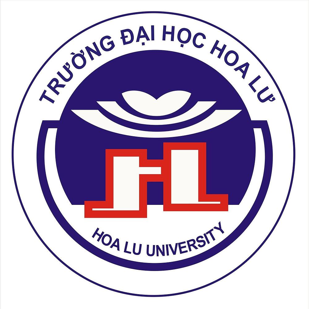 Logo Trường Đại học Hoa Lư