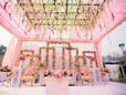 53 ý tưởng trang trí sân khấu đám cưới đơn giản từ Ấn Độ