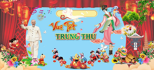 Free Download Background Trung Thu Vector Corel CDR 90
