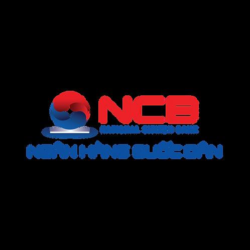 NCB Bank Logo Vector PDF PNG