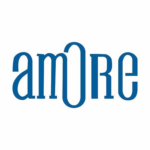 Amore Logo Vector CDR Corel