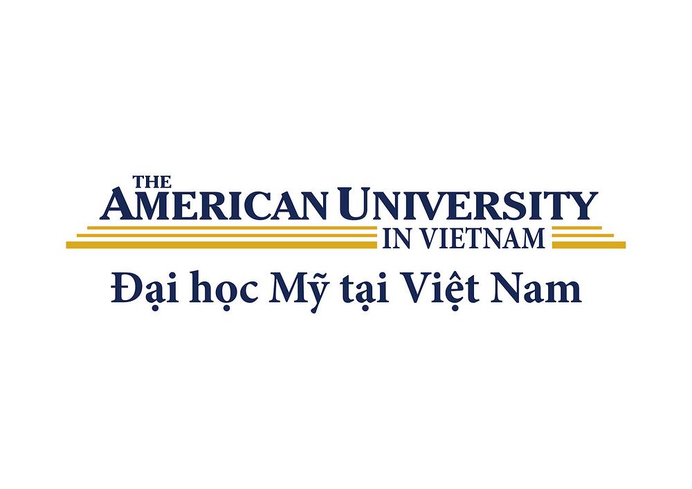 Logo Trường Đại học Mỹ tại Việt Nam (AUV Đà Nẵng)