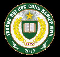 Logo Trường Đại học Công nghiệp Vinh